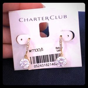 Earrings from Charter Club